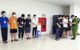 Phát hiện 46 người Trung Quốc nhập cảnh trái phép thuê chung cư cao cấp ở Hà Nội