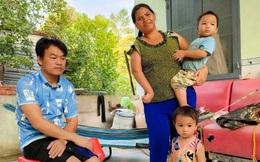 Bệnh tật, thiếu thốn bủa vây, người đàn ông vẫn chọn gia đình