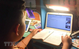Hà Nội: Học sinh học trực tuyến, kiểm tra đánh giá định kỳ trực tiếp