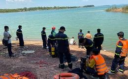 2 học sinh bị đuối nước tại hồ Trị An