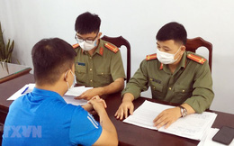 Thừa Thiên Huế: Xử phạt đối tượng tung tin không rõ ràng về dịch bệnh