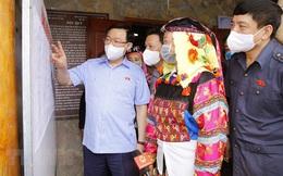 Chủ tịch Quốc hội ấn tượng với tỷ lệ nữ ứng viên ĐBQH tỉnh Hà Giang