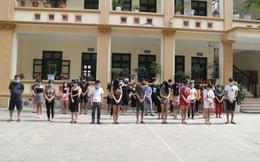 Bắc Ninh: Bất chấp lệnh cấm, 33 thanh niên vẫn tụ tập hát hò, sử dụng ma túy