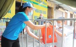 Phụ nữ Hải Dương: Hơn 100 suất quà tặng thiếu nhi tại các khu cách ly tập trung