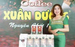 Dày công gây dựng thương hiệu cà phê trên quê hương thứ 2