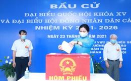 Chủ tịch Hội LHPN Việt Nam Hà Thị Nga và 11 cán bộ Hội trúng cử đại biểu Quốc hội khóa XV