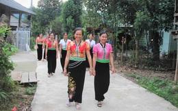 Sức sống mới ở nơi tái định cư Thủy điện Lai Châu
