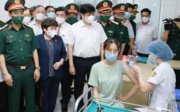 """Vaccine """"Made in Việt Nam"""" Nano Covax được phê duyệt thử nghiệm lâm sàng giai đoạn 3"""
