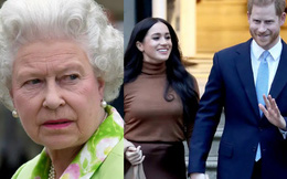Nữ hoàng Anh có động thái mạnh tay trước những phát ngôn gây tranh cãi của Harry và Meghan?
