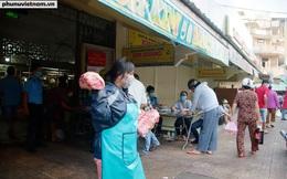 TPHCM yêu cầu tăng cường phòng chống dịch ở chợ đầu mối, chợ truyền thống