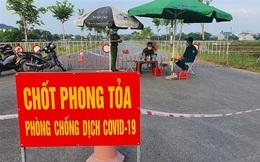 Không tuân thủ quy định phòng dịch Covid-19, 7 người ở Hà Tĩnh bị xử phạt 35 triệu đồng
