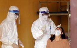 Xác định được 8 trường hợp F1 ở Phú Thọ liên quan đến BN11797