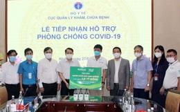 """Quỹ Phát triển Tài năng Việt """"Bắc tiến"""" chung tay phòng chống Covid-19"""