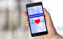 5 ứng dụng chăm sóc sức khỏe hữu hiệu của smartphone