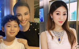 Hoa hậu Diễm Hương nói gì sau khi đọc tin Á hậu Hong Kong nhận gần 900 tỷ hậu ly hôn