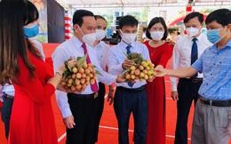 Xuất hành vải thiều ở Bắc Giang giữa dịch Covid-19