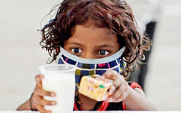 Hàng nghìn trẻ em Ấn Độ mồ côi do đại dịch