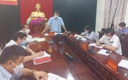 Huyện Nam Đàn (Nghệ An) họp khẩn sau khi có ca mắc COVID-19 đầu tiên