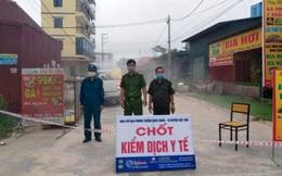 Bắc Giang: F0 trốn ra ngoài mua đồ ăn bị phạt 17,5 triệu đồng
