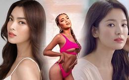 Hoa hậu chuyển giới  Phùng Trương Trân Đài đẹp tựa Song Hye Kyo trong những hình ảnh mới