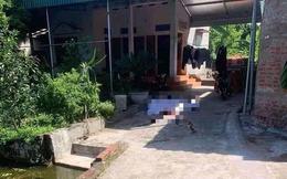 Vụ sát hại cả vợ và bố mẹ vợ ở Thái Bình: 2 vợ chồng thường xuyên mâu thuẫn