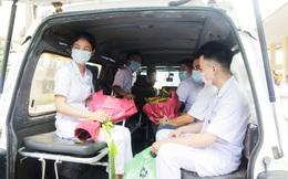 Quảng Ninh tiếp tục chi viện cho tâm dịch Bắc Giang