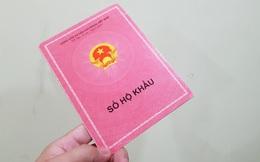 """Từ 1/7 bỏ sổ hộ khẩu giấy: """"Nghĩ đến cuốn sổ kỷ niệm, không khỏi bồi hồi"""""""