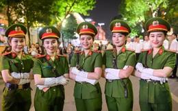 Lan tỏa phong trào học và làm theo Bác trong phụ nữ Học viện Cảnh sát Nhân dân