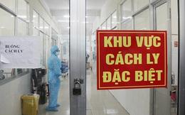 Sức khỏe 4 bệnh nhân Covid-19 tại Phú Thọ hiện ra sao?