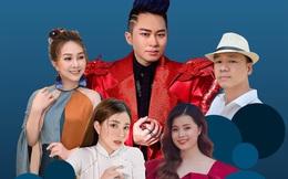Tùng Dương cùng dàn nghệ sĩ hát livestream kêu gọi ủng hộ Bắc Giang