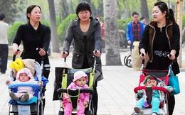 Nhiều gia đình Trung Quốc vui mừng trước chính sách dân số mới