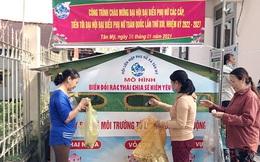 Phụ nữ Đồng Tháp chung tay bảo vệ môi trường