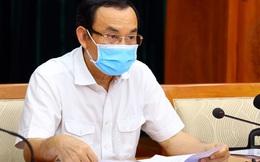 Bí thư Thành ủy TPHCM: Chống dịch nhưng không làm ảnh hưởng đến hoạt động sản xuất