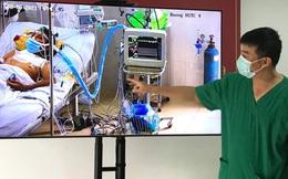 Bệnh nhân Covid-19 phải chạy tim phổi nhân tạo sắp được xuất viện