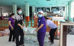 Hội LHPN TPHCM hỗ trợ cho phụ nữ bị ảnh hưởng bởi dịch Covid-19
