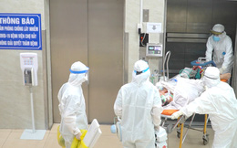 Đặt ECMO, chuyển chiến sĩ công an mắc Covid-19 sang Bệnh viện Chợ Rẫy