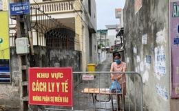 Hà Nội: Ổ dịch Covid-19 ở Đông Anh từ người bán rau nguy hiểm thế nào?