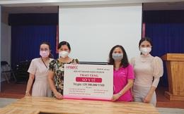 Nữ doanh nhân TPHCM chung tay chống dịch Covid-19