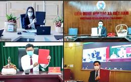 Grab Việt Nam tham gia Chương trình hợp tác hỗ trợ chuyển đổi số, kết nối tiêu thụ nông sản
