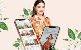 Ra mắt ứng dụng thời trang, nữ doanh nhân đón đầu xu hướng mua sắm an toàn mùa dịch