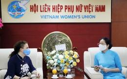 UN Women tiếp tục hợp tác với Hội LHPN Việt Nam để thúc đẩy vai trò của phụ nữ tham chính