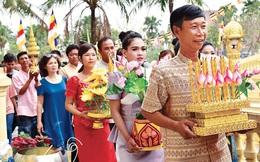 Vận động sư sãi, đồng bào Khmer phòng chống dịch Covid-19 và cháy nổ trong mùa An cư kiết hạ