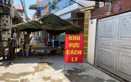 Hà Nội: Chủ tịch thị trấn và nhiều cán bộ Công an Quốc Oai phải đi cách ly do tiếp xúc với F0