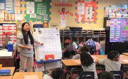 STEM giúp trẻ phát triển khả năng ngôn ngữ, hình ảnh, tư duy, sáng tạo