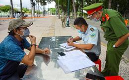 TPHCM xử phạt hơn 1.200 trường hợp vi phạm Chỉ thị 16 với số tiền hơn 3,3 tỉ đồng