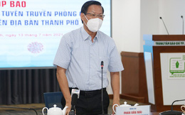 TPHCM tính đến tình huống dịch gia tăng mạnh sau 15 ngày giãn cách theo Chỉ thị 16