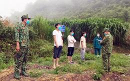 Đồn Biên phòng Lũng Cú: Bắt giữ và xử lý 221 người xuất, nhập cảnh trái phép