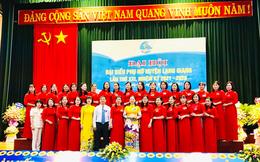 Bắc Giang tổ chức thành công Đại hội Phụ nữ cấp huyện đầu tiên