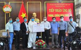 Quảng Nam hỗ trợ bà con đồng hương tại TPHCM 2 tỷ đồng