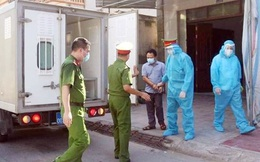 Bắt tạm giam chủ xe khách chở 46 người từ TPHCM về Nam Định, trên xe có trường hợp mắc Covid-19